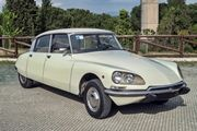 Noleggio Citroen DS 21 Super 5 in Umbria e regioni limitrofe